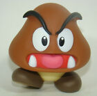 Super Mario Brothers GOOMBA Movable Action Figure Plastic Toy 7.5CM II