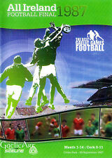 1987 GAA All Ireland Football Final:  Meath v Cork  DVD