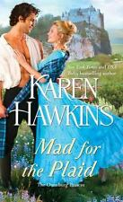 Mad for the Plaid (The Oxenburg Princes), Hawkins, Karen, New Book