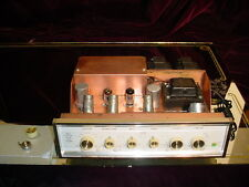 Vintage Sherwood S-5500-II S5500II Stereo Tube Integrated Amplifier 7591 Outputs
