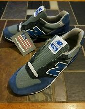New Balance 996, J Crew, Made in USA, US size 9