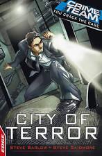 EDGE - Crime Team: City of Terror, Skidmore, Steve, Barlow, Steve, New condition
