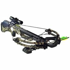 2236 Barnett Outdoors Ghost 410 CRT Crossbow Package, Large, Camo
