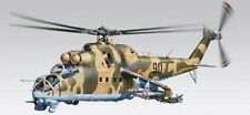 Revell Inc [RMX] 1:48 MiL-24 Hind Helicopter Plastic Model Kit 85-5856 RMX855856