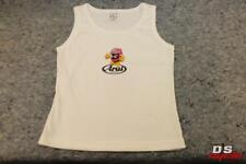 Arai Helmet Race Sport Logo WOMENS CUT OFF MEDIUM T-SHIRT SHIRT