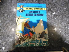 belle reedition brochée marc dacier aventure autour du monde