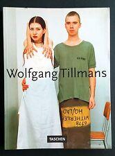 Wolfgang TILLMANS | Photography Fashion Nudes Sub-Culture Tri-lingual Text VGC