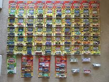 Matchbox Across America Collectible COMPLETE SET 50 States + Bonus Cars