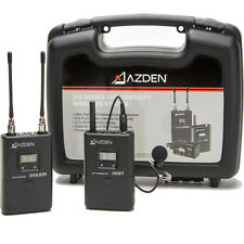 Azden 310LT UHF On-Camera Lavalier System - Stock in Miami