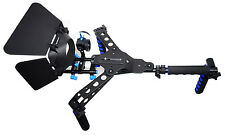 Profession DSLR Rig Shoulder Mount Support Stabilizers System with Follow Focus
