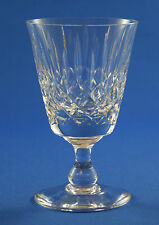 """EDINBURGH CRYSTAL APPIN WHITE WINE GLASS 4 5/8"""" FIRST QUALITY IDEAL REPLACEMENT"""