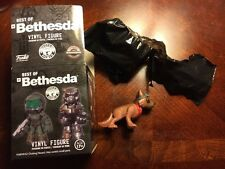Funko Mystery Minis Best of Bethesda Fallout 4 DOGMEAT RARE 1/36