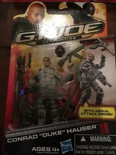 GI JOE Retaliation Cobra Conrad Duke Hauser New In Package Poc 30th Resolute