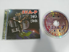 SKA-P PLANETA ESCORIA CD BMG RCA 2000 SPANISH EDITION + VIDEOS