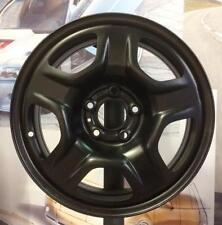 "Set 4 Cerchi 6,5jx16"" ORIGINALI JEEP RENEGADE 16"" Stamped Steel Wheels MOPAR"