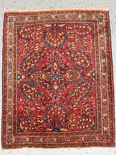 antique Persian Little Sarouk 2 x 2'6'' exellent condition circa 1920's