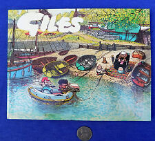 Giles annual Vintage 1970s Daily Express newspaper cartoon book 1975 humour 29nd