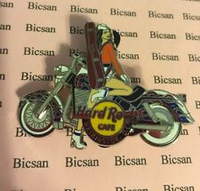 Hard Rock 2012 Washington DC Patriot Bike #4 Sexy Military Girl Motorcycle Pin