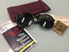 RAY BAN W0342 BAUSCH & LOMB OVERSIZED WOMAN SUNGLASSES CELEBRITY VINTAGE NOS
