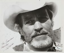 GUY MADISON SIGNED 8X10 PHOTO INSCRIBED AUTOGRAPH JSA CERT DECEASED 1996