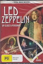 LED ZEPPELIN - UP CLOSE & PERSONAL - DVD -  NEW
