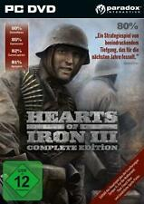 Hearts of Iron 3 Complete Edition Deutsch OVP NEU