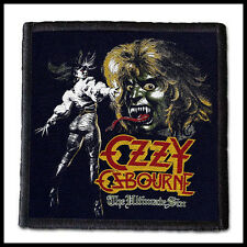 #LIMITED#  OZZY OSBOURNE - The Ultimate Sin --- Patch