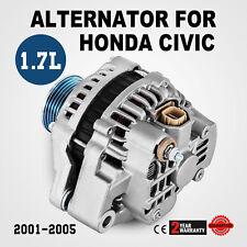 2.2L 80AMP//12Volt  CCW  5-G 1 Yr Warranty Honda Accord 1990-1993 Alternator L4