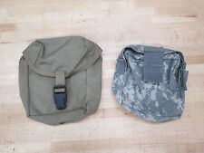 US MILITARY INDIVIDUAL FIRST AID KIT / MEDICAL POUCH ~Gently Used~