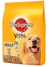 Pedigree Complete Adult Dry Dog Food Chicken / 15kg