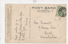 Mrs Boswell Mercer Row Louth Lincolnshire 1907 485a