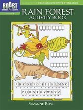 BOOST Rain Forest Activity Book (Paperback)-With Free Teacher's Manual!