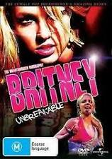 Britney: Unbreakable - The Unauthorised Bio (DVD), Region:4, Like new, free post