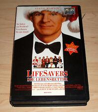 VHS - Lifesavers - Die Lebensretter - Steve Martin - Videokassette