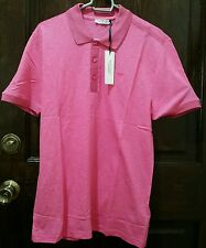 Versace Collection Men's Polo Shirt - M - Pink