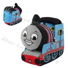 "Cartoon  Cars Thomas and Friends 8 cm/3.2"" Soft Plush Doll Toy Key Chain S Size"