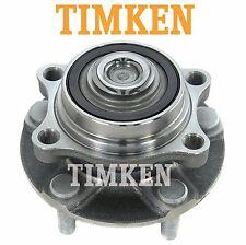 Front Wheel Bearing & Hub Assembly Timken HA590027 for Infiniti G35 Nissan 350Z