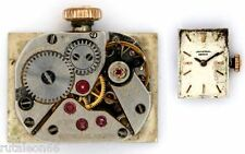 UNIVERSAL GENEVE 08 (Movado 57) original ladies watch movement working. (4164)