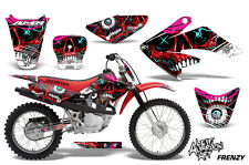 AMR Racing Honda CRF 70 Graphic Kit Bike Decal MX Wrap Parts 2004-2012 FRENZY