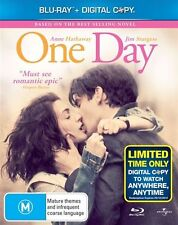 One Day (Blu-ray, 2011, 2-Disc Set) = BRAND NEW = SEALED