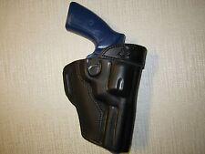 """FITS: RUGER GP100 357 MAGNUM WITH 4.2"""" BARREL, leather owb, belt slot holster"""