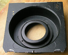 Linhof 45 Technika recessed 10mm  Lensboard for compur copal 0