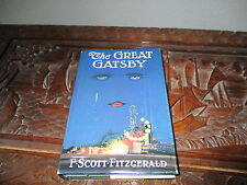 THE GREAT GATSBY author F.SCOTT FITZGERALD (c) 1953 hardcover