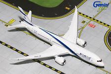 Gemini Jets El Al Boeing 787-9 Dreamliner 1/400 GJELY1564