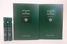 ACQUA DI PARMA COLONIA CLUB Eau De Cologne Men 1.2 ml 0.04 oz SPRAY Sample X2