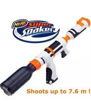 Nerf Super Soaker Spray Pump Water Gun Pistol Outdoor Children Garden Toy Fun
