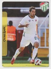 N°P07 OZAN IPEK # TURKEY BURSASPOR STICKER PANINI SUPERLIG 2011