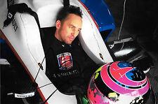 Franck montagny signé andretti autosport formule e portrait 2015