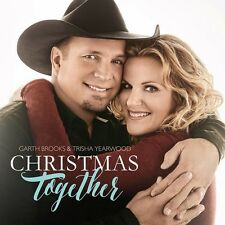 Christmas Together - Garth / Yearwood,Trisha Brooks (2016, CD NIEUW)