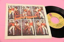 """PEOPLE'S CHOICE 7"""" JAM JAM JAM ORIG ITALY 1976 NM !!!!!!!!  TOOPPPPPP"""